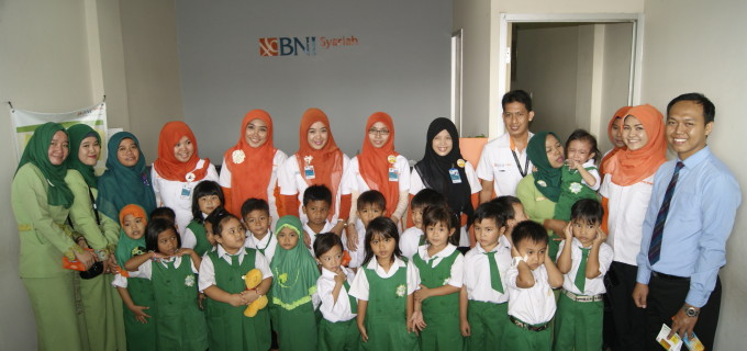 cabang BNI Syariah Terdekat dengan Sekolah untuk mendukung program al-azhar sriwijaya islamic school - full online payment campaign