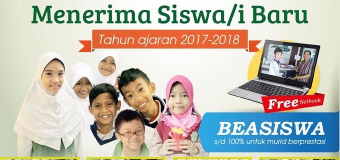 Penerimaan siswa 2017-2018